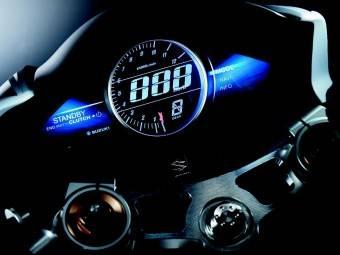 Suzuki Recursion Turbo - Motorbike Magazine
