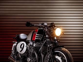 Honda CB Seven Fifty «Spitfire 09»