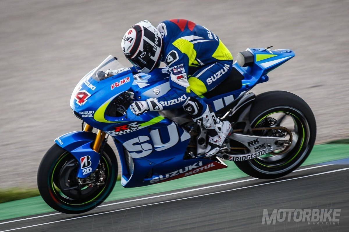 Suzuki MotoGP: El documental del regreso