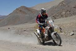 Walkner Dakar2015