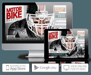 Revista Motorbike Magazine