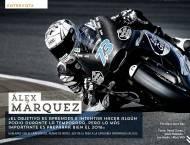 Entrevista Alex Márquez - Moto2 - Motorbike Magazine
