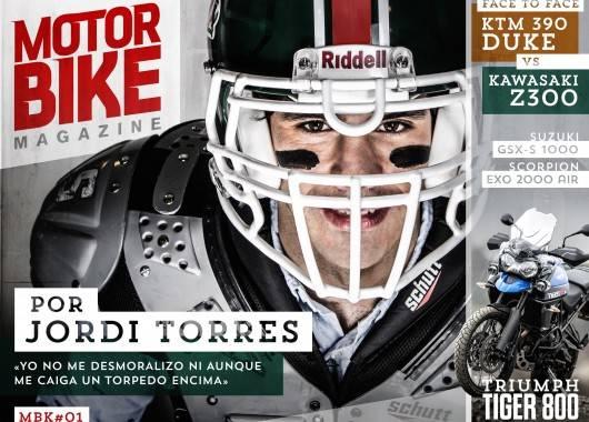 Portada - Motorbike Magazine #01
