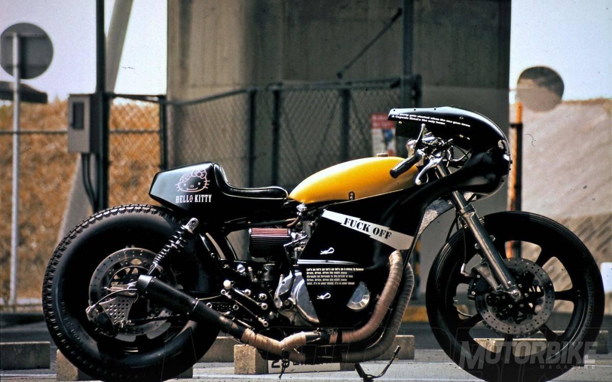 Yamaha XS650 Special «Balle Rocketcowl» by An Bu - Motorbike Magazine