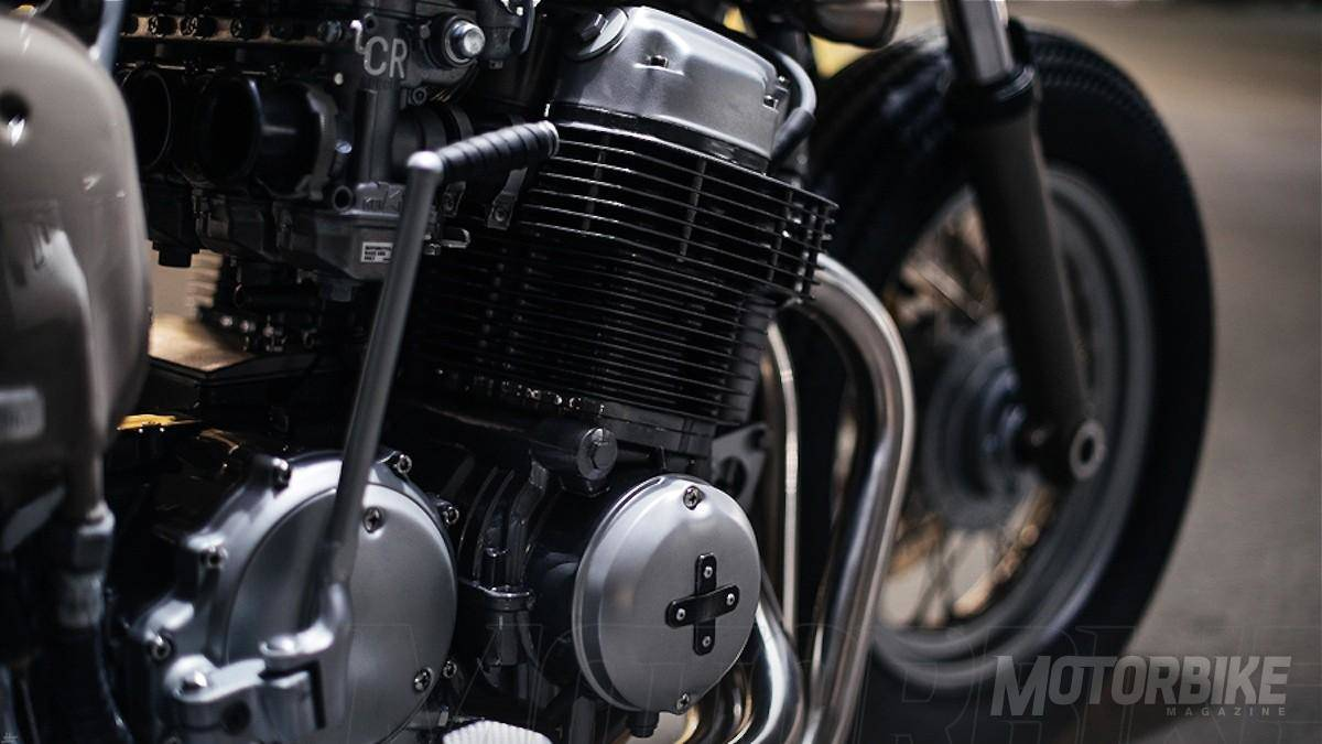 Honda CB750 «Fury» by Clockwork Motorcycles – Motorbike Magazine