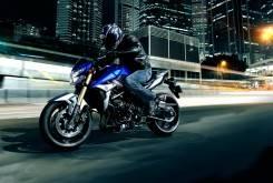 Suzuki GSR 750 - Motorbike Magazine