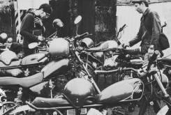 Sonic Frog - Café Racer - Motorbike Magazine