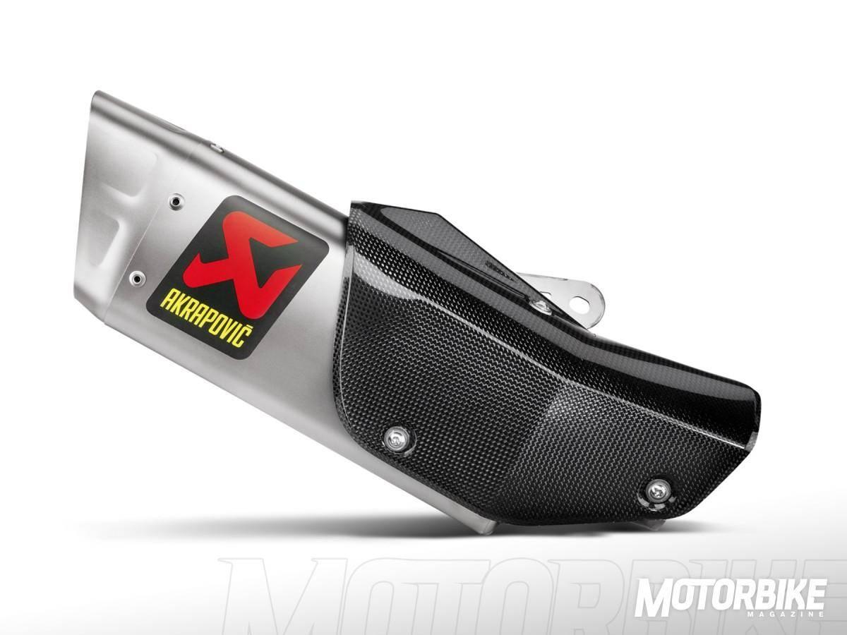Akrapovic Yamaha YZF-R1 - Motorbike Magazine