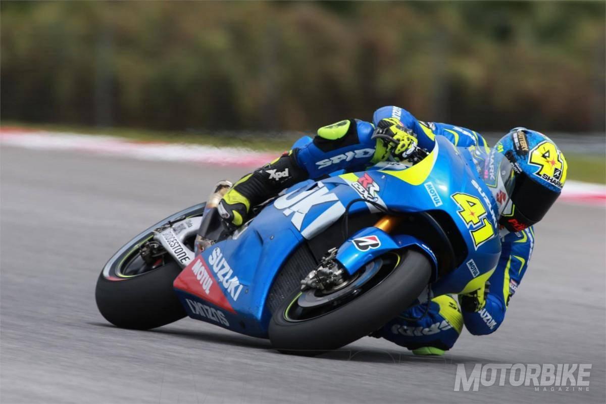 Aleix Espargaró - Test Sepang - Motorbike Magazine