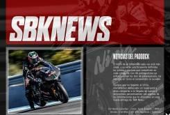 SBK News: Febrero 2015 - Motorbike Magazine