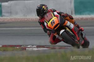 Stefan Bradl - Test Sepang - Motorbike Magazine