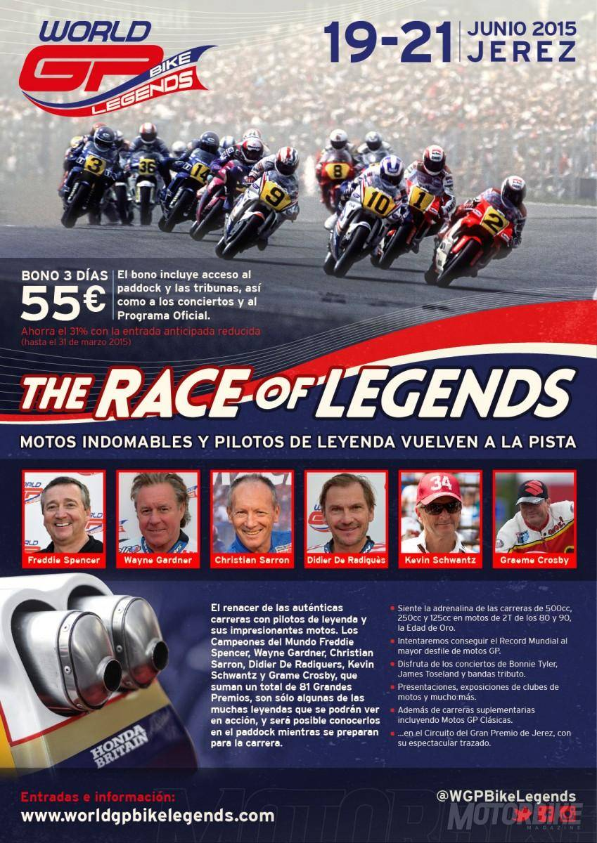 Cartel World GP Bike Legends - Motorbike Magazine