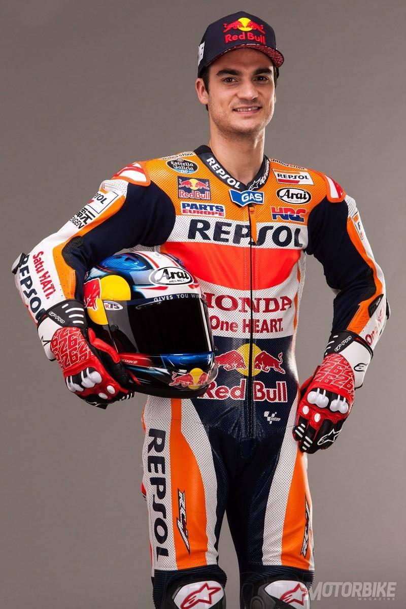 Dani Pedrosa - Repsol Honda Team 2015 - Motorbike Magazine