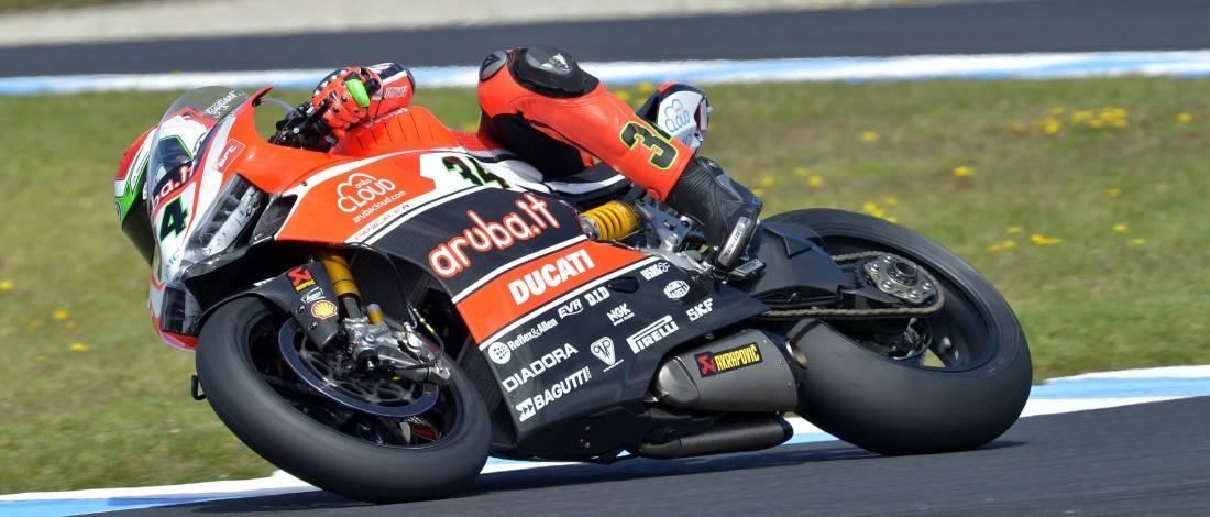Davide Giugliano no estará en Australia   Motorbike Magazine