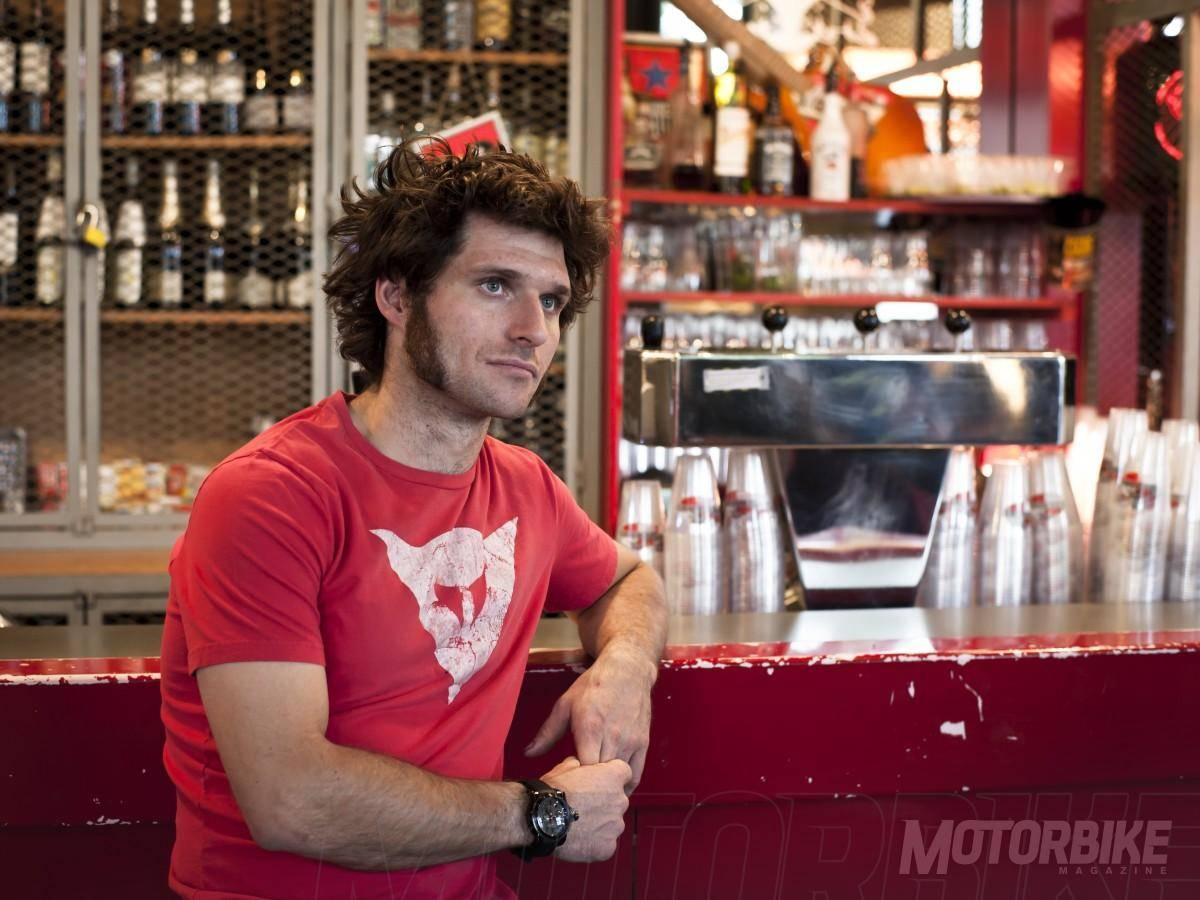 Guy Martin - Motorbike Magazine