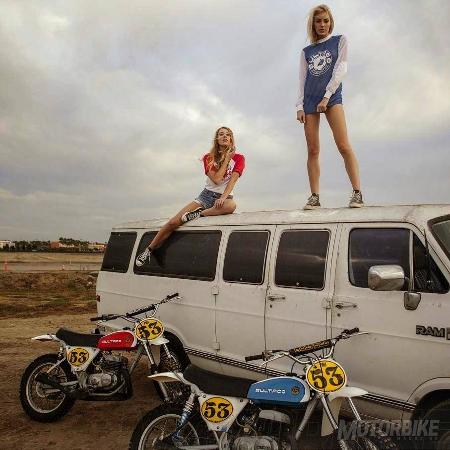 Hell on Wheels. Calendario 2015 - Motorbike Magazine