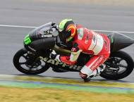 Jorge Martín - Test Moto3 Valencia - Motorbike Magazine