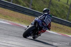 Jorge Lorenzo - Test Sepang 2 - Motorbike Magazine