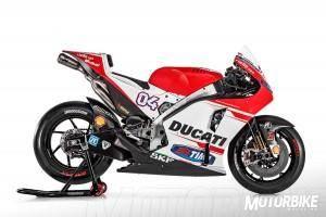 Ducati Desmosedici GP 15 - Motorbike Magazine