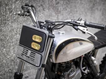 HONDA XR400R by BCR PROJECT BIKES - Motorbike Magazine