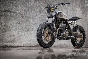 HONDA XR400R by BCR PROJECT BIKES - Motorbike Magazine