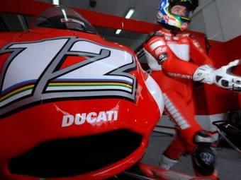 Troy Bayliss - Superbike - Motorbike Magazine