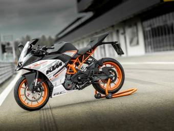 KTM RC390 - Motorbike Magazine
