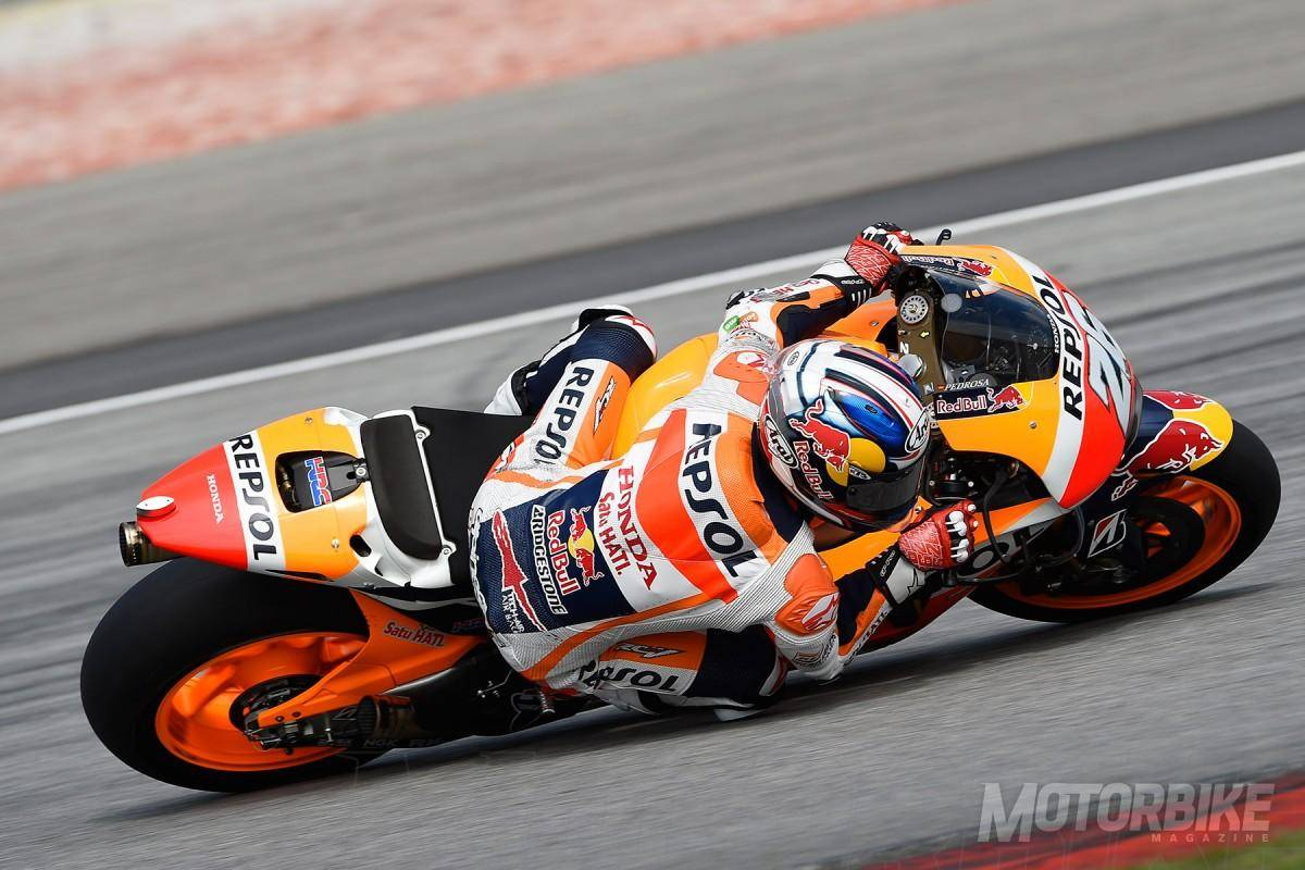 Dani Pedrosa - MotoGP News - Motorbike Magazine