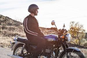 Black Weekend Triumph 2015 - Motorbike Magazine