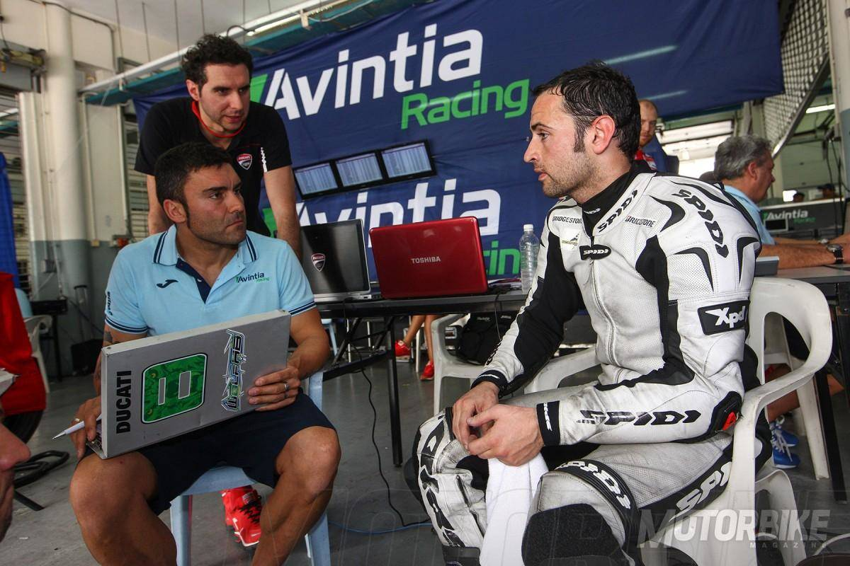 Héctor Barberá - MotoGP News - Motorbike Magazine