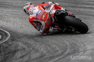 Andrea Dovizioso - Test Sepang 2 - Motorbike Magazine