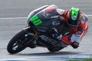 Jorge Martín - Test Jerez Moto3 - Motorbike Magazine