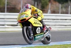 Luis Salom - Test Moto2 Jerez - Motorbike Magazine