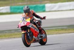 Marc Márquez - Test Sepang - Motorbike Magazine