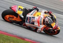 Test Sepang - Marc Márquez - Motorbike Magazine