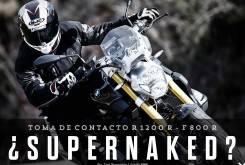 BMW R 1200 R - Motorbike Magazine