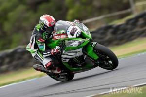 Jonathan Rea - WSBK Phillip Island - Motorbike Magazine