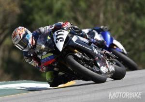 Robertino Pietri - Motorbike
