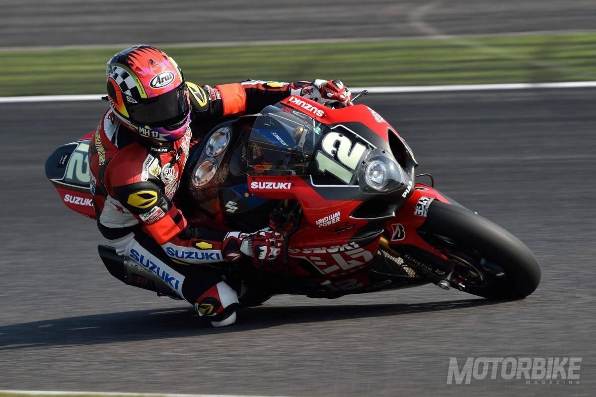 Kevin Schwantz - World GP Bike Legends - Motorbike Magazine