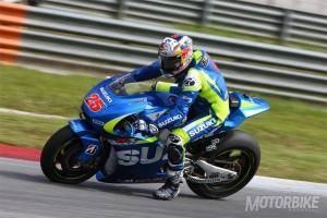 Maverick Viñales - Test Sepang MotoGP - Motorbike Magazine