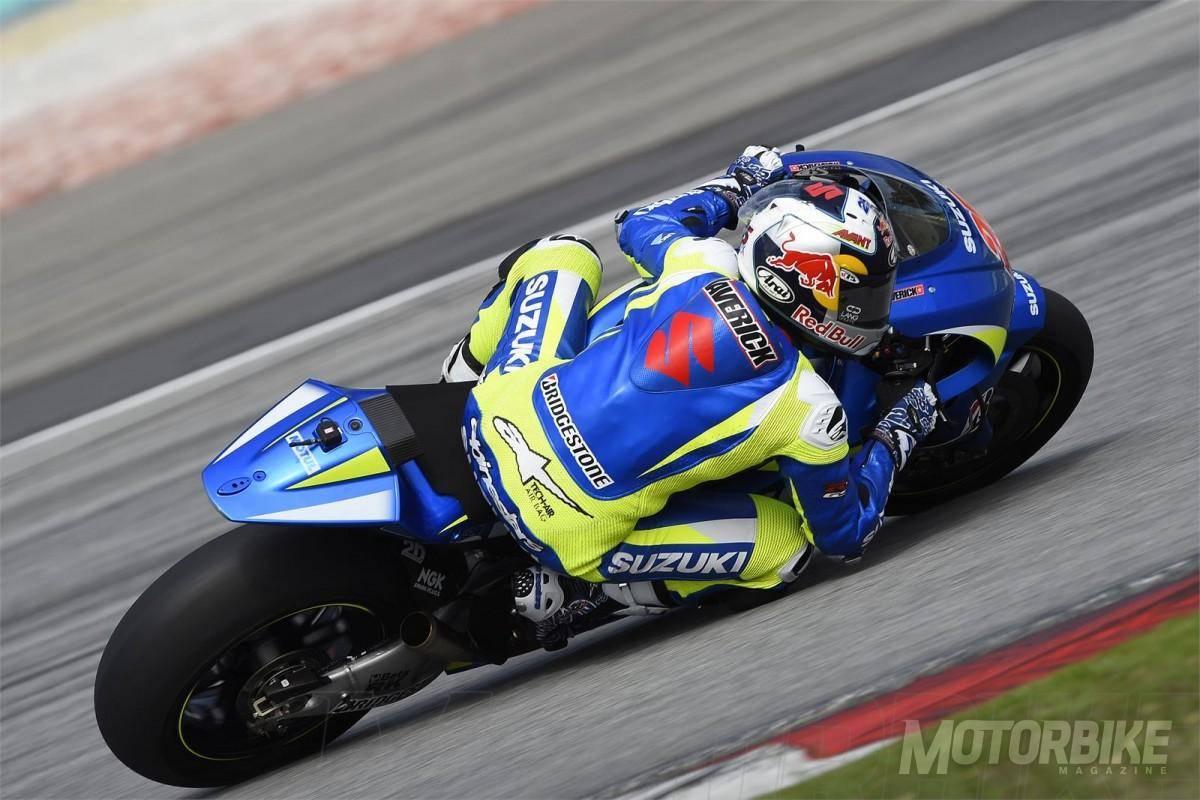 Viñales - Test Sepang - Motorbike Magazine