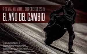 Previa WSBK 2015 - Motorbike Magazine
