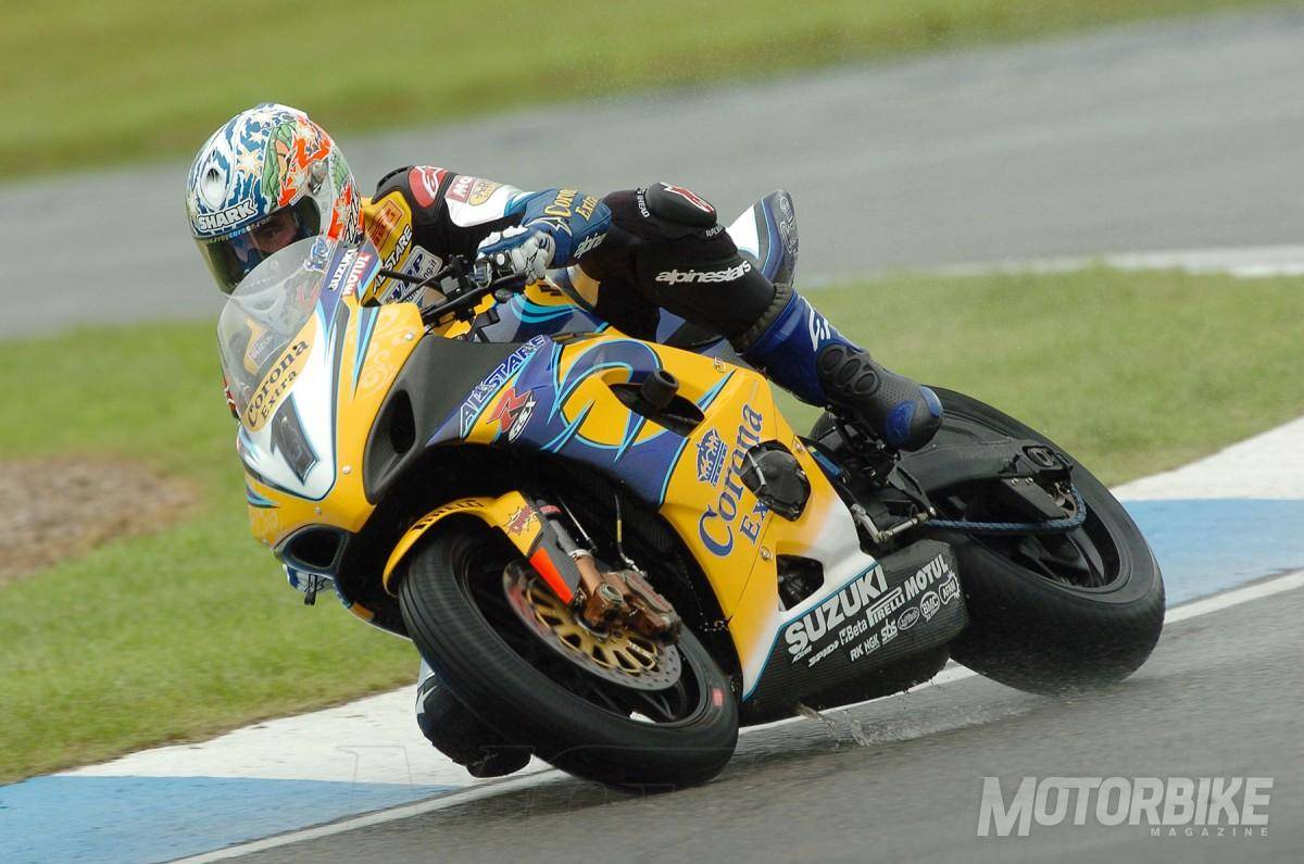 La maldición del 1 - MBK3 - Motorbike Magazine