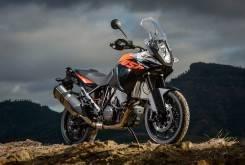 KTM 1050 Adventure - Motorbike Magazine