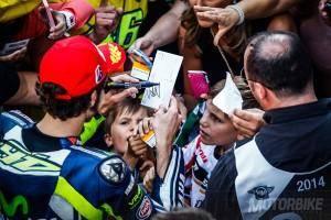 20 veces Rossi - Valentino Rossi - Motorbike Magazine