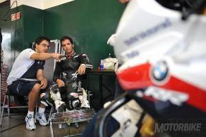 Toni Elías - Motorbike Magazine