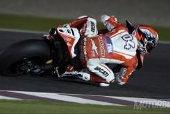 Andrea Dovizioso Ducati MotoGP 2015 Qatar - Motorbike Magazine