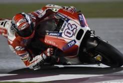 Andrea Dovizioso Ducati test MotoGP 2015 QatarMotorbike Magazine