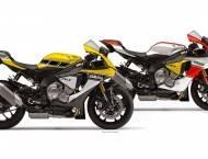 Yamaha YZF-R1 réplica Kenny Roberts y Giacomo Agostini