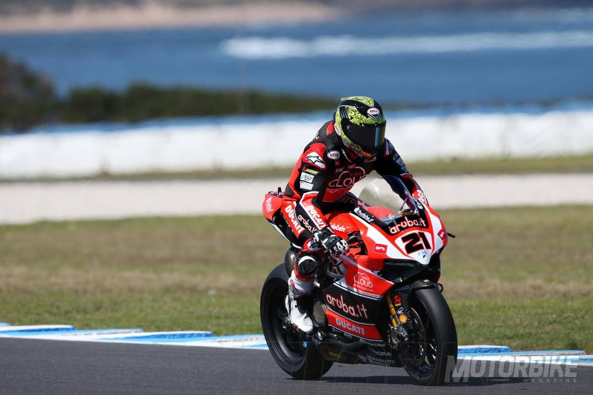 Troy Bayliss - SBK - Motorbike Magazine